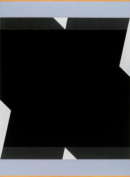 Don Voisine Cross Purpose, 2011 30 x 22 in. oil/wood