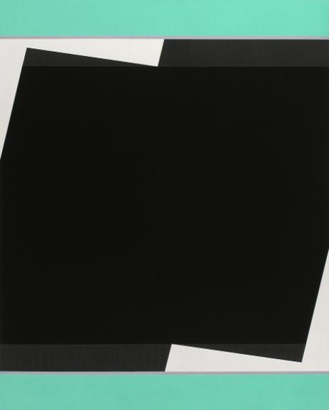 Don Voisine Riven, 2011 30 x 22 in. oil/wood